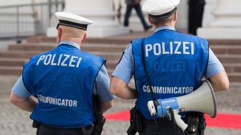 Ámokfutásra készült egy 17 éves fiú egy német iskolában