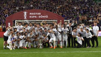 80 millió jár a Magyar Kupa-győztesnek