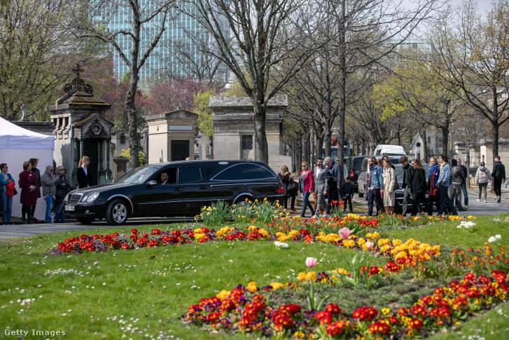 Agnès Varda temetése