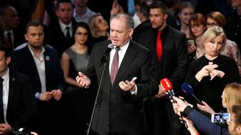 A távozó szlovák államfő új pártot alapít, a parlamenti választásra készül