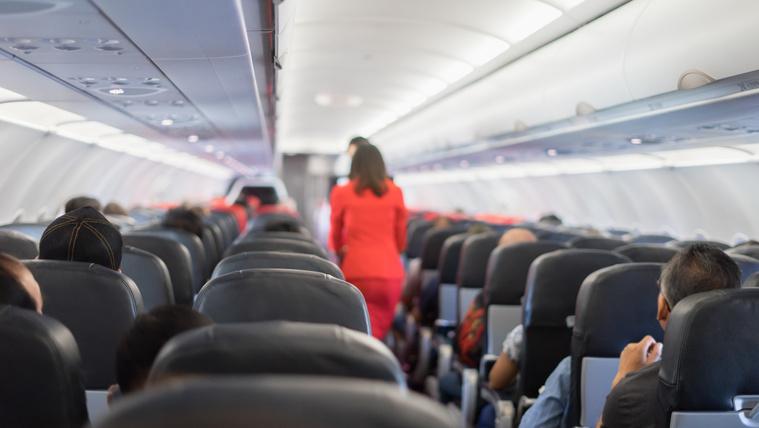 Hogyan szellőztetnek egy repülőgépen?