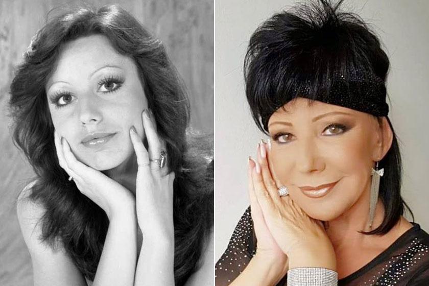 A 70-es évek legszexibb énekesnője volt - Szűcs Judith 65 évesen is dögös bikiniben