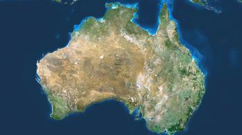 Ausztrália olyan gyorsan vándorol, hogy utána kell igazítani a GPS-t