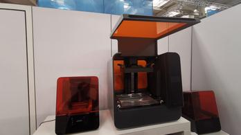 Óriási nyomtatóval újít a magyar kötődésű Formlabs
