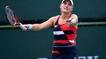21 év után nem lesz magyar női teniszező a top 140-ben