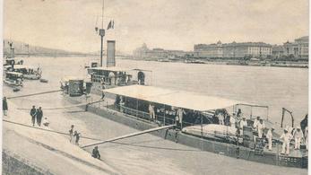 Az I. világháború óta Szerbiában veszteglő magyar hajóból múzeum lesz