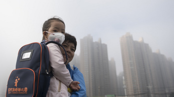 Korábban halnak a most születő gyerekek a légszennyezettség miatt