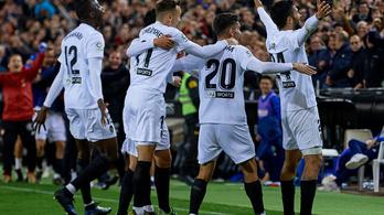 Először vesztett meccset Zidane visszatérése óta a Real