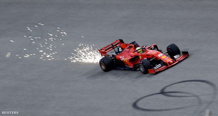 Mick Schumacher a Ferrariban