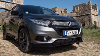 Bemutató: Honda HR-V Sport – 2019.