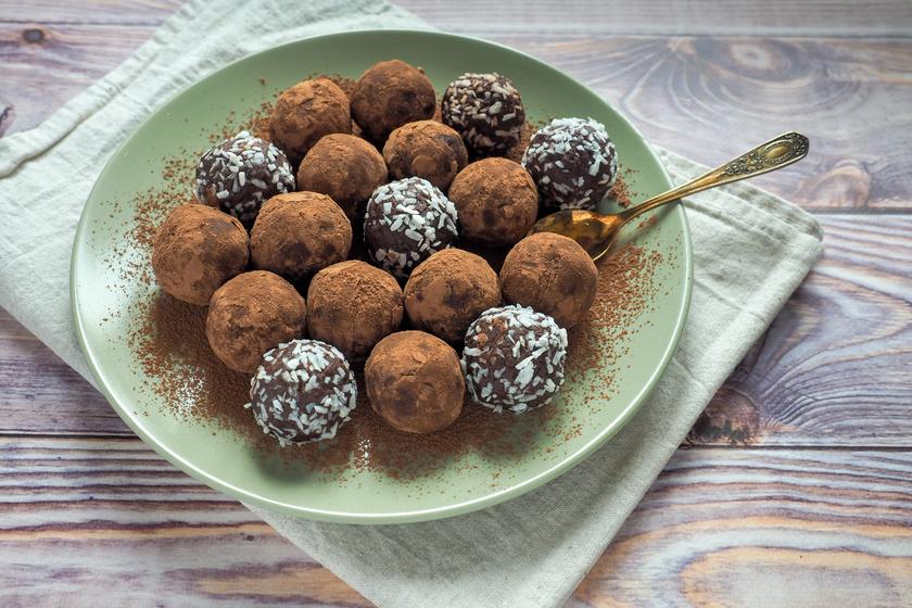 Isteni, nutellás kekszgolyók: a kókuszgolyónál talán még finomabb