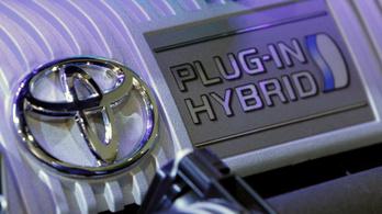 A Toyota 24 ezer szabadalmát teszi szabadon felhasználhatóvá