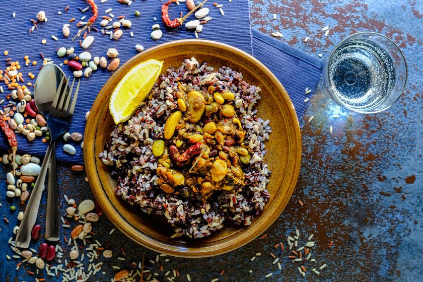 Kétszer több rostot tartalmaz, mint a fehér rizs: így készítsd el változatosan a barna rizst