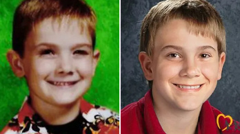 Nyolc év után odament a rendőrökhöz, hogy ő az eltűnt fiú
