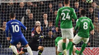 Hazard pazar góllal került közelebb a Realhoz