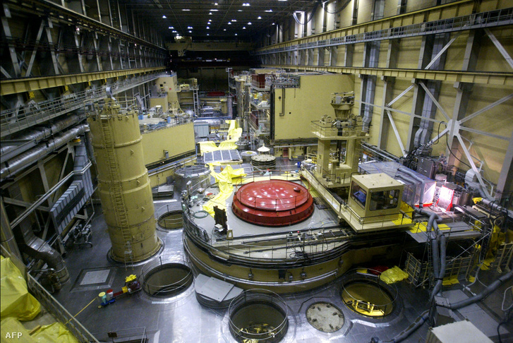 Paksi atomerőmű kettes blokkja