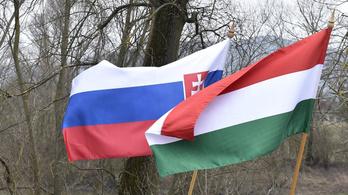 A magyar kormány elfogadhatatlannak tartja a szlovák himnusztörvényt