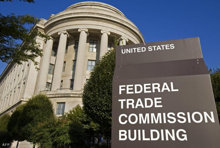 Szövetségi Kereskedelmi Hatóság (FTC) épülete