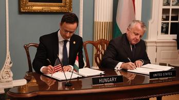 Védelmi együttműködést kötött Magyarország az USA-val