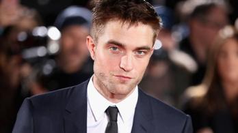 Robert Pattinsont bezárták egy szobába, hogy elolvasson egy forgatókönyvet