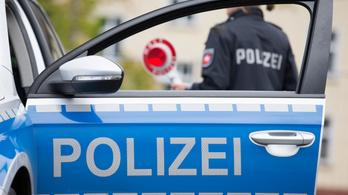 Életveszélyesen megkéseltek két magyar férfit Lipcsében