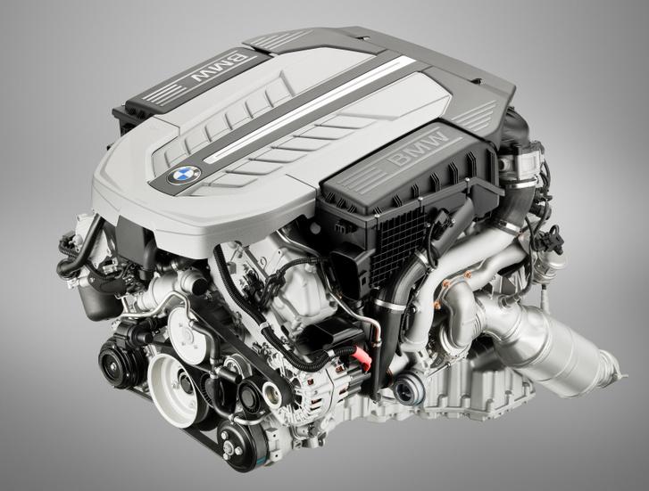 BMW V12 N74