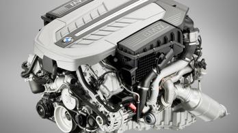BMW: marad a V12-es motor