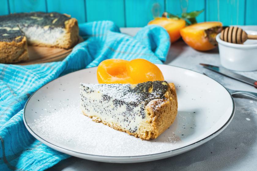 Mennyei, mákos sajttorta a sütőből, amit muszáj kipróbálni