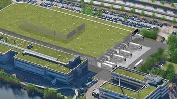 A Daimler már építi akkumulátorgyárát