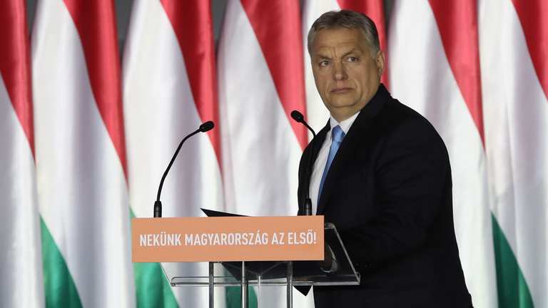 Orbán: Brussels wants to replace Europe's population to destroy Christian culture and nation states