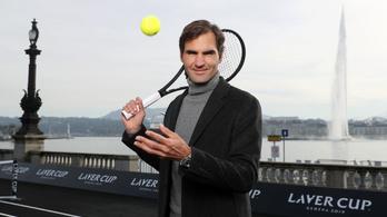 Roger Federer tízmilliárdért árulja svájci birtokát