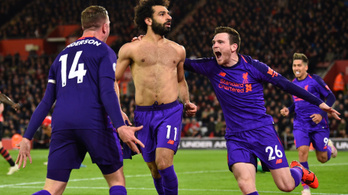 Nagy hajrával győzött a Liverpool 3-1-re