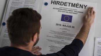 Hivatalosan elindult az EP-választási kampány