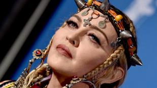 Addig feszíti a húrt Madonna, hogy a végén még nem léphet fel az Eurovízión