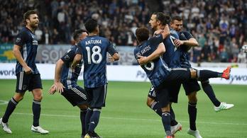 Ibrahimovic büntetett a pocsék panenka után