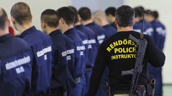 Egyre kevesebben akarnak rendőrnek menni
