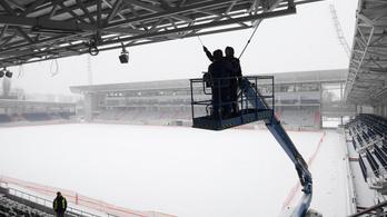 Július 5-én a DAC-cal avatja fel új stadionját a Vasas