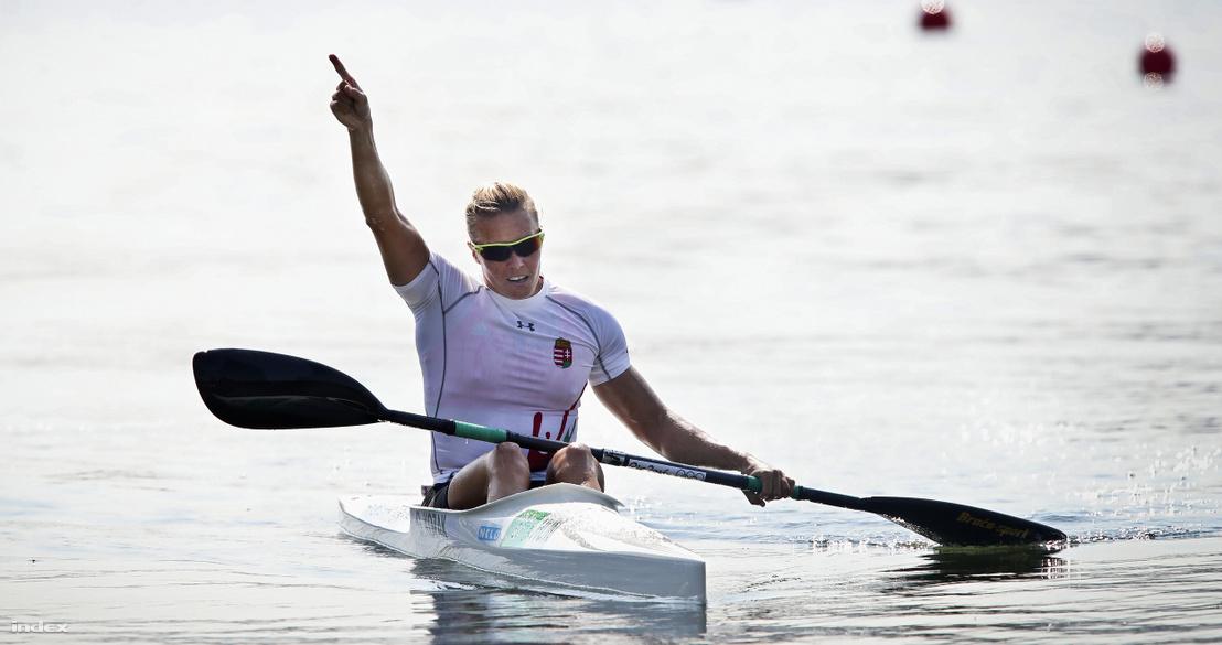 Kozák Danuta a riói olimpián, 2016. augusztus 18-án