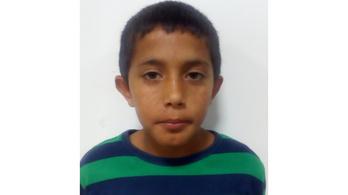Kijött az iskolából és eltűnt egy 12 éves kisfiú