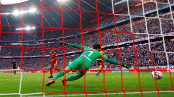 A Bayern kiütötte a listavezető Dortmundot
