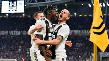A Juventus szupertehetsége a Milant is elintézte