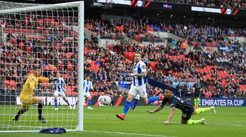 Bejutott az FA-kupa döntőjébe a Manchester City