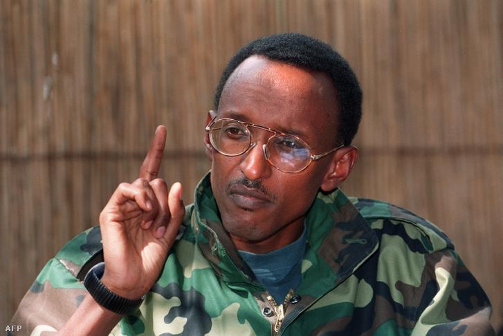 Paul Kagame (1994)