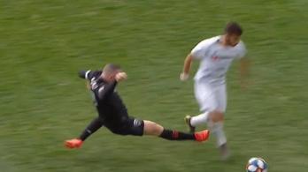 Elborult Rooney agya, piros lap lett a vége
