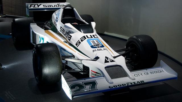 Az első Williams, az FW06 1978-ból