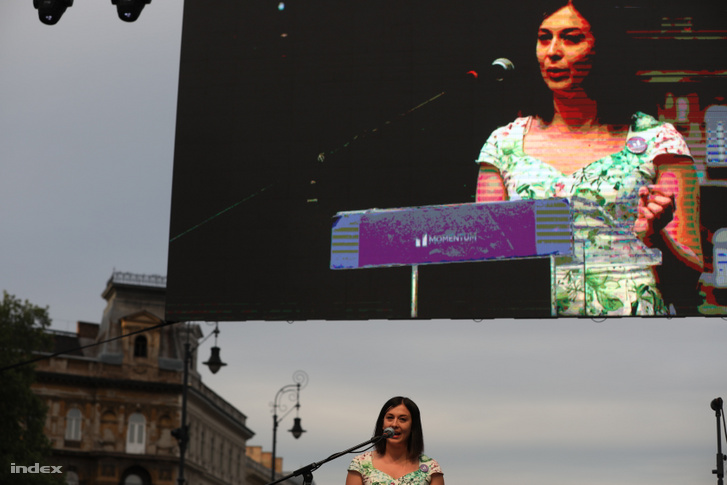 Cseh Katalin (Momentum)