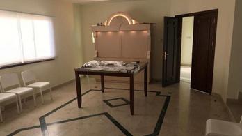 Csendben működik Dubaj saját zsinagógája