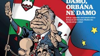 Parádés módon kért elnézést a szlovén Orbán-karikatúra rajzolója