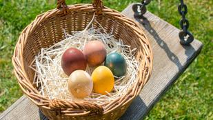 Környezetbarát húsvét: kipróbáltuk a természetes tojásfestékeket!