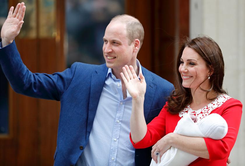 Katalin hercegnét egyik tradíció sem zavarta.